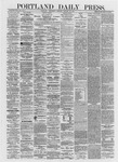 Portland Daily Press: January 24,1872