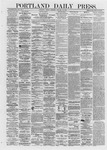 Portland Daily Press: January 26,1872