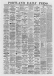 Portland Daily Press: January 27,1872