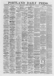 Portland Daily Press: January 29,1872