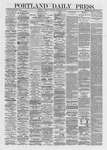 Portland Daily Press: January 30,1872