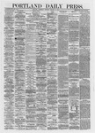 Portland Daily Press: January 31,1872