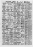 Portland Daily Press: March 01,1872