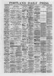 Portland Daily Press: March 02,1872