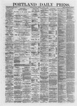 Portland Daily Press: March 04,1872