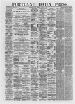 Portland Daily Press: March 05,1872