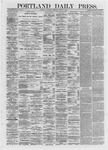 Portland Daily Press: March 06,1872