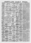 Portland Daily Press: March 13,1872