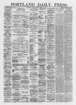 Portland Daily Press: March 14,1872