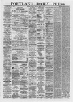 Portland Daily Press: March 19,1872