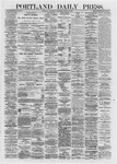 Portland Daily Press: March 20,1872