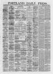 Portland Daily Press: April 01,1872