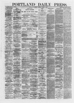 Portland Daily Press: April 03,1872