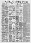 Portland Daily Press: April 04,1872