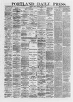 Portland Daily Press: April 05,1872