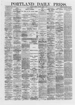 Portland Daily Press: April 08,1872
