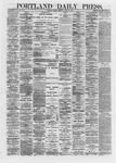 Portland Daily Press: April 09,1872