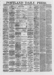 Portland Daily Press: April 10,1872