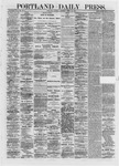 Portland Daily Press: April 13,1872