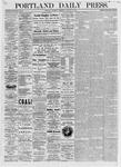 Portland Daily Press: January 02,1875