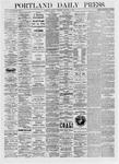Portland Daily Press: January 04,1875