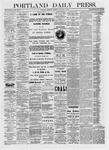 Portland Daily Press: January 07,1875