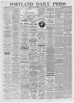 Portland Daily Press: January 11,1875