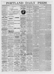 Portland Daily Press: January 12,1875