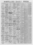 Portland Daily Press: January 16,1875