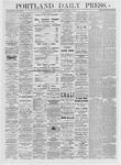 Portland Daily Press: January 18,1875