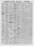 Portland Daily Press: January 19,1875