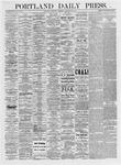 Portland Daily Press: January 28,1875