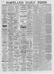 Portland Daily Press: February 01,1875
