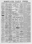 Portland Daily Press: February 03,1875