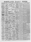 Portland Daily Press: February 05,1875