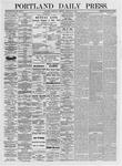 Portland Daily Press: February 06,1875