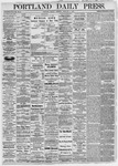 Portland Daily Press: February 08,1875