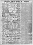 Portland Daily Press: February 09,1875