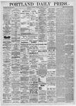 Portland Daily Press: February 11,1875
