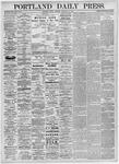 Portland Daily Press: February 12,1875