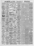 Portland Daily Press: February 13,1875