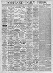 Portland Daily Press: February 15,1875