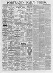 Portland Daily Press: February 18,1875