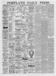Portland Daily Press: February 19,1875