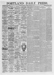 Portland Daily Press: February 24,1875