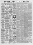 Portland Daily Press: February 26,1875