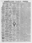 Portland Daily Press: February 27,1875
