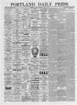 Portland Daily Press: March 2, 1875