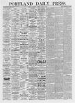 Portland Daily Press: March 4, 1875