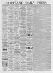 Portland Daily Press: March 5, 1875